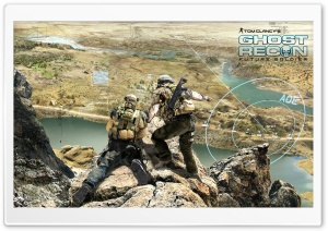 Ghost Recon Future Soldier 2 HD Wide Wallpaper for Widescreen