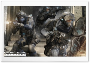 GHOST RECON PHANTOMS -...