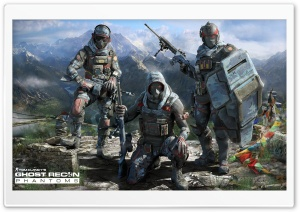 GHOST RECON PHANTOMS - GHOSTS...
