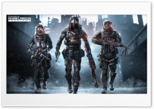 GHOST RECON PHANTOMS - THE ASSASSINS CREED ROGUE PACK Ghosts Total War Complete Pack Edition HD Wide Wallpaper for Widescreen