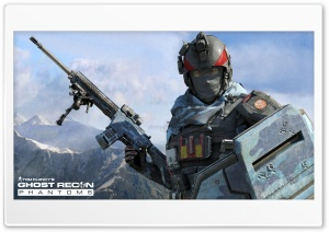 GHOST RECON PHANTOMS GHOSTS...