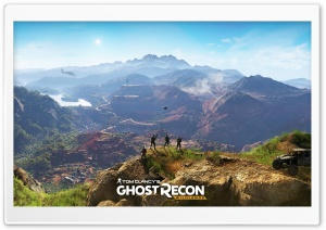 Ghost Recon Wildlands HD Wide Wallpaper for 4K UHD Widescreen desktop & smartphone