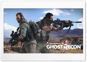 Ghost Recon Wildlands 2017 Video Game HD Wide Wallpaper for Widescreen