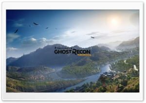Ghost Recon Wildlands HD Wide Wallpaper for Widescreen