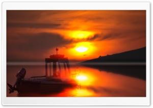 Ghost Ship Ultra HD Wallpaper for 4K UHD Widescreen desktop, tablet & smartphone