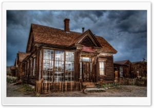 Ghost Town HD Wide Wallpaper for Widescreen