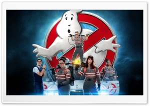 Ghostbusters HD Wide Wallpaper for 4K UHD Widescreen desktop & smartphone