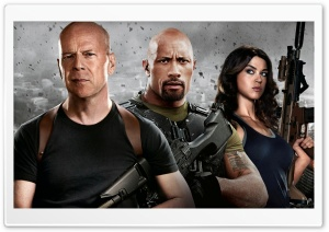 GI Joe Retaliation 2013 Movie Ultra HD Wallpaper for 4K UHD Widescreen desktop, tablet & smartphone
