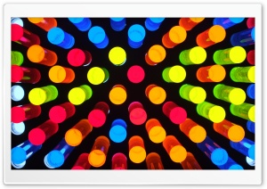 Giant Lite Brite HD Wide Wallpaper for Widescreen