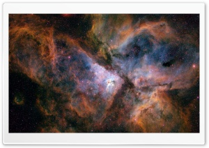 Giant Nebula HD Wide Wallpaper for Widescreen