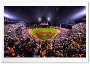 Giants Baseball Arena HD Wide Wallpaper for 4K UHD Widescreen desktop & smartphone