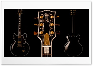Gibson Custom Shop ES-335 Ultra HD Wallpaper for 4K UHD Widescreen desktop, tablet & smartphone