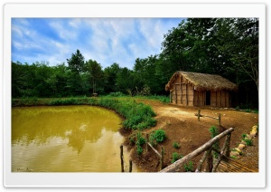 Gilan Rural Heritage Museum HD Wide Wallpaper for Widescreen
