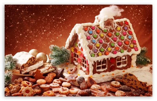 Gingerbread House And Cookies HD wallpaper for Wide 16:10 5:3 Widescreen WHXGA WQXGA WUXGA WXGA WGA ; HD 16:9 High Definition WQHD QWXGA 1080p 900p 720p QHD nHD ; UHD 16:9 WQHD QWXGA 1080p 900p 720p QHD nHD ; Standard 4:3 5:4 3:2 Fullscreen UXGA XGA SVGA QSXGA SXGA DVGA HVGA HQVGA devices ( Apple PowerBook G4 iPhone 4 3G 3GS iPod Touch ) ; Tablet 1:1 ; iPad 1/2/Mini ; Mobile 4:3 5:3 3:2 16:9 5:4 - UXGA XGA SVGA WGA DVGA HVGA HQVGA devices ( Apple PowerBook G4 iPhone 4 3G 3GS iPod Touch ) WQHD QWXGA 1080p 900p 720p QHD nHD QSXGA SXGA ;