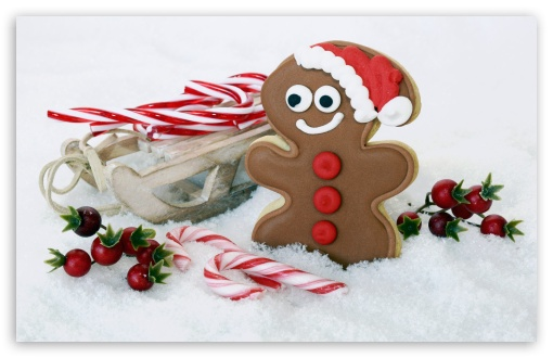 Gingerbread Man Cookie, Candy Canes, Christmas ❤ 4K UHD Wallpaper for Wide 16:10 5:3 Widescreen WHXGA WQXGA WUXGA WXGA WGA ; 4K UHD 16:9 Ultra High Definition 2160p 1440p 1080p 900p 720p ; UHD 16:9 2160p 1440p 1080p 900p 720p ; Standard 4:3 5:4 3:2 Fullscreen UXGA XGA SVGA QSXGA SXGA DVGA HVGA HQVGA ( Apple PowerBook G4 iPhone 4 3G 3GS iPod Touch ) ; iPad 1/2/Mini ; Mobile 4:3 5:3 3:2 16:9 5:4 - UXGA XGA SVGA WGA DVGA HVGA HQVGA ( Apple PowerBook G4 iPhone 4 3G 3GS iPod Touch ) 2160p 1440p 1080p 900p 720p QSXGA SXGA ;