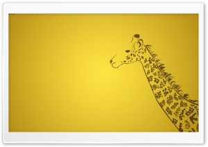 Giraffe HD Wide Wallpaper for 4K UHD Widescreen desktop & smartphone