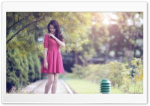 Girl HD Wide Wallpaper for 4K UHD Widescreen desktop & smartphone