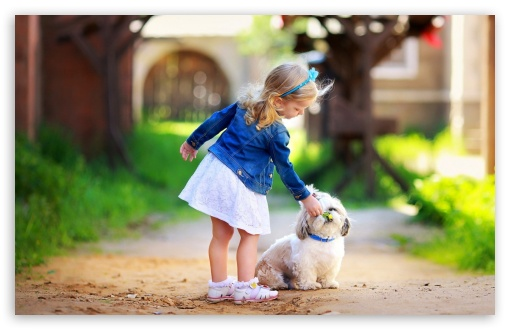 Girl and Dog ❤ 4K UHD Wallpaper for Wide 16:10 5:3 Widescreen WHXGA WQXGA WUXGA WXGA WGA ; 4K UHD 16:9 Ultra High Definition 2160p 1440p 1080p 900p 720p ; Standard 4:3 5:4 3:2 Fullscreen UXGA XGA SVGA QSXGA SXGA DVGA HVGA HQVGA ( Apple PowerBook G4 iPhone 4 3G 3GS iPod Touch ) ; Tablet 1:1 ; iPad 1/2/Mini ; Mobile 4:3 5:3 3:2 16:9 5:4 - UXGA XGA SVGA WGA DVGA HVGA HQVGA ( Apple PowerBook G4 iPhone 4 3G 3GS iPod Touch ) 2160p 1440p 1080p 900p 720p QSXGA SXGA ;