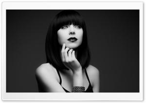 Girl Face Close-up Ultra HD Wallpaper for 4K UHD Widescreen desktop, tablet & smartphone