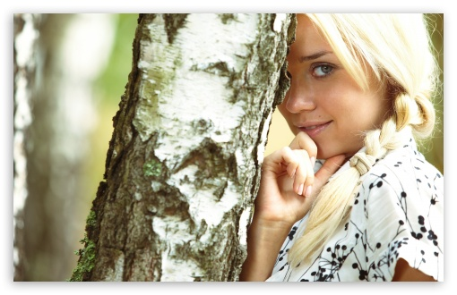 Girl Hiding Behind Tree HD wallpaper for Wide 16:10 5:3 Widescreen WHXGA WQXGA WUXGA WXGA WGA ; HD 16:9 High Definition WQHD QWXGA 1080p 900p 720p QHD nHD ; Standard 4:3 5:4 3:2 Fullscreen UXGA XGA SVGA QSXGA SXGA DVGA HVGA HQVGA devices ( Apple PowerBook G4 iPhone 4 3G 3GS iPod Touch ) ; Tablet 1:1 ; iPad 1/2/Mini ; Mobile 4:3 5:3 3:2 16:9 5:4 - UXGA XGA SVGA WGA DVGA HVGA HQVGA devices ( Apple PowerBook G4 iPhone 4 3G 3GS iPod Touch ) WQHD QWXGA 1080p 900p 720p QHD nHD QSXGA SXGA ;
