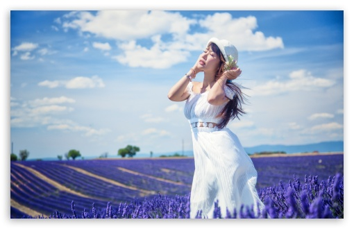 Girl In Lavanda Field ❤ 4K UHD Wallpaper for Wide 16:10 5:3 Widescreen WHXGA WQXGA WUXGA WXGA WGA ; 4K UHD 16:9 Ultra High Definition 2160p 1440p 1080p 900p 720p ; UHD 16:9 2160p 1440p 1080p 900p 720p ; Standard 4:3 5:4 3:2 Fullscreen UXGA XGA SVGA QSXGA SXGA DVGA HVGA HQVGA ( Apple PowerBook G4 iPhone 4 3G 3GS iPod Touch ) ; Smartphone 16:9 3:2 5:3 2160p 1440p 1080p 900p 720p DVGA HVGA HQVGA ( Apple PowerBook G4 iPhone 4 3G 3GS iPod Touch ) WGA ; Tablet 1:1 ; iPad 1/2/Mini ; Mobile 4:3 5:3 3:2 16:9 5:4 - UXGA XGA SVGA WGA DVGA HVGA HQVGA ( Apple PowerBook G4 iPhone 4 3G 3GS iPod Touch ) 2160p 1440p 1080p 900p 720p QSXGA SXGA ;