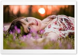 Girl In Love HD Wide Wallpaper for 4K UHD Widescreen desktop & smartphone