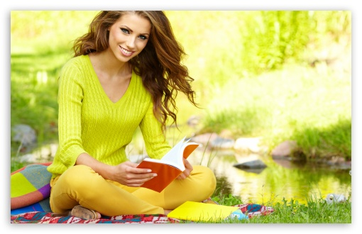 Girl Reading A Book HD wallpaper for Wide 16:10 5:3 Widescreen WHXGA WQXGA WUXGA WXGA WGA ; HD 16:9 High Definition WQHD QWXGA 1080p 900p 720p QHD nHD ; UHD 16:9 WQHD QWXGA 1080p 900p 720p QHD nHD ; Standard 4:3 5:4 3:2 Fullscreen UXGA XGA SVGA QSXGA SXGA DVGA HVGA HQVGA devices ( Apple PowerBook G4 iPhone 4 3G 3GS iPod Touch ) ; Tablet 1:1 ; iPad 1/2/Mini ; Mobile 4:3 5:3 3:2 16:9 5:4 - UXGA XGA SVGA WGA DVGA HVGA HQVGA devices ( Apple PowerBook G4 iPhone 4 3G 3GS iPod Touch ) WQHD QWXGA 1080p 900p 720p QHD nHD QSXGA SXGA ;