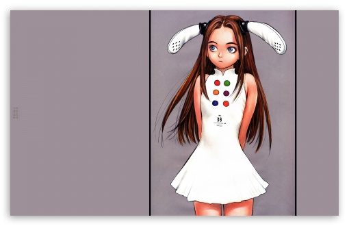 Girl With Bunny Ears Drawing, Anime HD wallpaper for Wide 16:10 5:3 Widescreen WHXGA WQXGA WUXGA WXGA WGA ; Standard 3:2 Fullscreen DVGA HVGA HQVGA devices ( Apple PowerBook G4 iPhone 4 3G 3GS iPod Touch ) ; Mobile 5:3 3:2 - WGA DVGA HVGA HQVGA devices ( Apple PowerBook G4 iPhone 4 3G 3GS iPod Touch ) ;