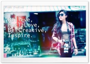 Girl with Camera 2014 Ultra HD Wallpaper for 4K UHD Widescreen desktop, tablet & smartphone