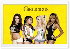 Girlicious HD Wide Wallpaper for Widescreen
