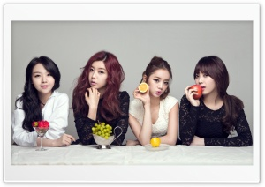 Girls Day HD Wide Wallpaper for Widescreen
