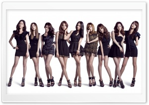 Girls Generation Ultra HD Wallpaper for 4K UHD Widescreen desktop, tablet & smartphone