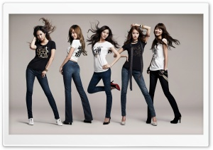 Girls' Generation HD Wide Wallpaper for 4K UHD Widescreen desktop & smartphone