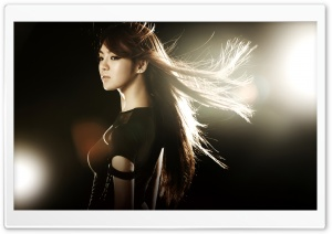 Girls Generation   Black HD Wide Wallpaper for Widescreen