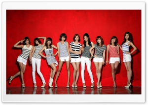 Girls Generation SNSD HD Wide Wallpaper for 4K UHD Widescreen desktop & smartphone