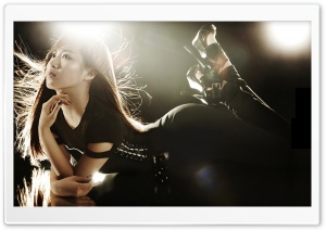 Girls Generation Yuri HD Wide Wallpaper for Widescreen