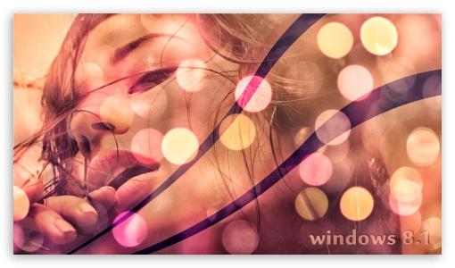 Download Girls Windows 81 HD Wallpaper