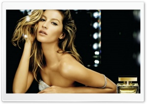 Gisele Bundchen HD Wide Wallpaper for Widescreen