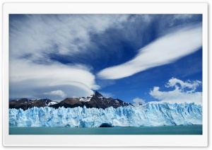 Glaciar Perito Moreno HD Wide Wallpaper for Widescreen