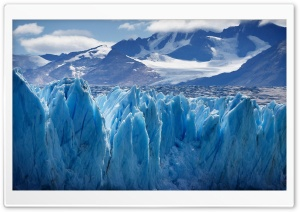 Glacier Ice HD Wide Wallpaper for Widescreen