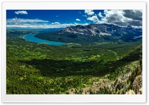 Glacier National Park Montana USA HD Wide Wallpaper for Widescreen