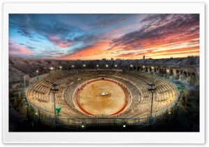 Gladiator Arena HDR HD Wide Wallpaper for 4K UHD Widescreen desktop & smartphone
