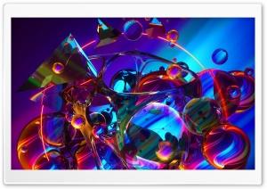 Glass Art Ultra HD Wallpaper for 4K UHD Widescreen desktop, tablet & smartphone