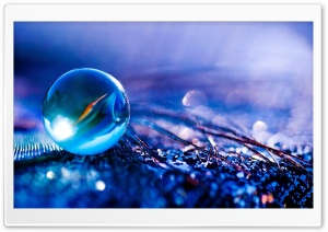 Glass Ball HD Wide Wallpaper for Widescreen