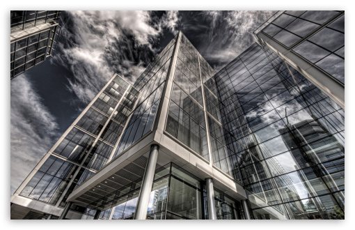 Glass Building Reflection HD wallpaper for Wide 16:10 5:3 Widescreen WHXGA WQXGA WUXGA WXGA WGA ; HD 16:9 High Definition WQHD QWXGA 1080p 900p 720p QHD nHD ; Standard 3:2 Fullscreen DVGA HVGA HQVGA devices ( Apple PowerBook G4 iPhone 4 3G 3GS iPod Touch ) ; Mobile 5:3 3:2 16:9 - WGA DVGA HVGA HQVGA devices ( Apple PowerBook G4 iPhone 4 3G 3GS iPod Touch ) WQHD QWXGA 1080p 900p 720p QHD nHD ;
