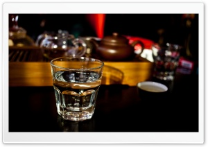 Glass Cup HD Wide Wallpaper for Widescreen