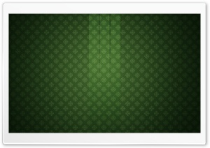 Glass On A Pattern   Green HD Wide Wallpaper for Widescreen