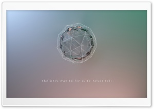 Glass Sphere HD Wide Wallpaper for Widescreen
