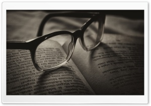 Glasses HD Wide Wallpaper for Widescreen