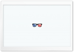 Glasses Style HD Wide Wallpaper for Widescreen